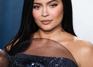 Kylie Jenner at the Vanity Fair Oscars party