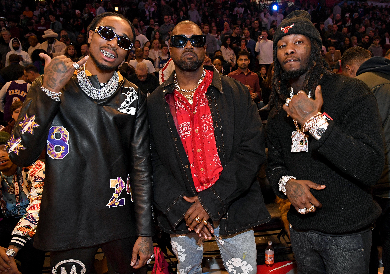 Kanye West, Quavo, Offset All Star 2020