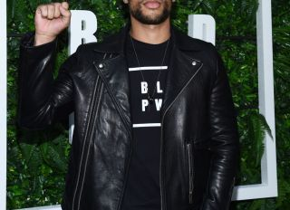 Launch Of Kendrick Sampson's BLD PWR Initiative - Arrivals