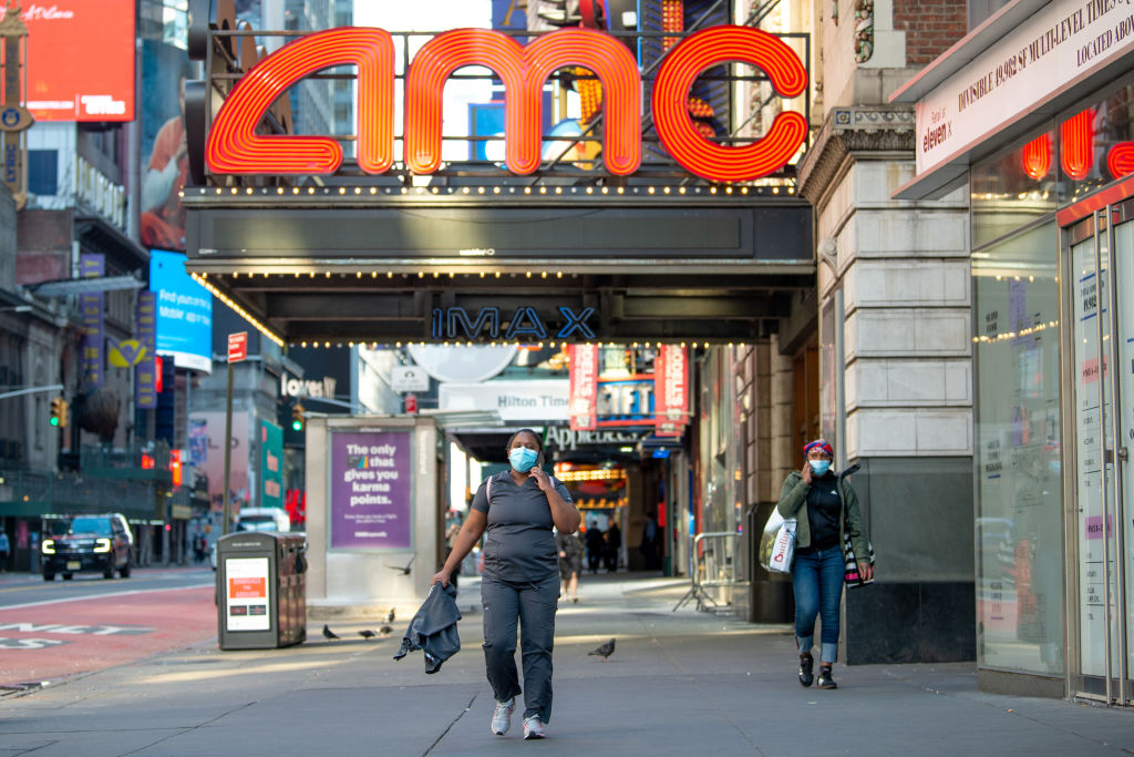 As U.S. Begins To Reopen, Nightlife And Entertainment Industry Remains Dark In Hard Hit New York City