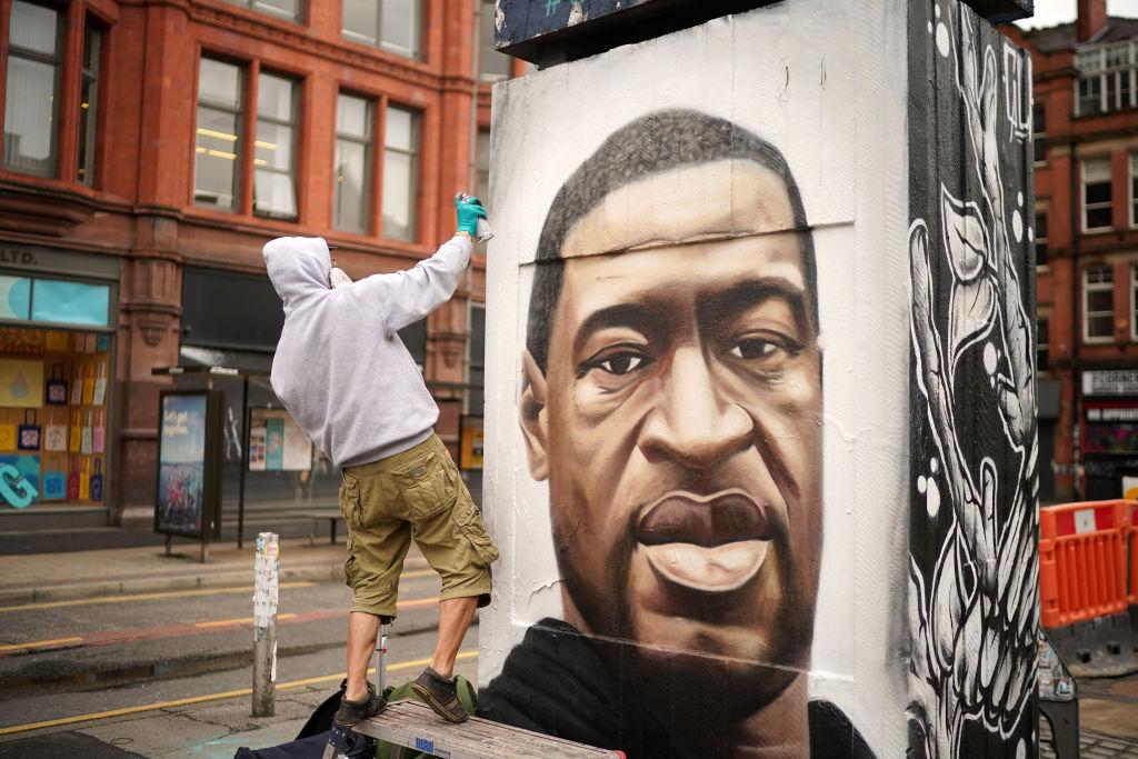 Black Lives Matter Movement Inspires Demonstrations In UK
