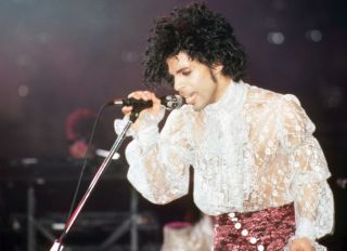Prince In Detroit
