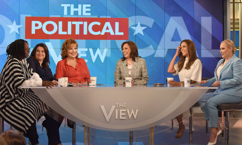 Kamala Harris on The View