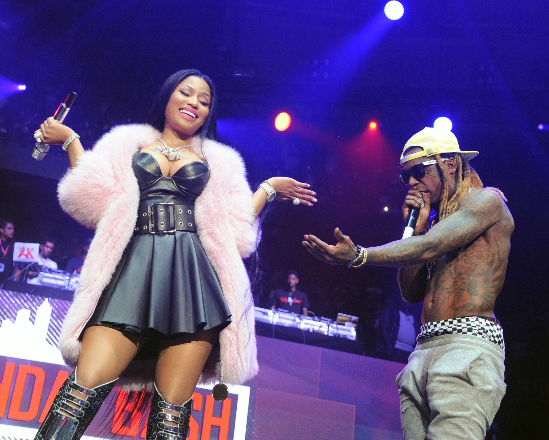 Lil Wayne & Nicki Minaj Birthday Bash