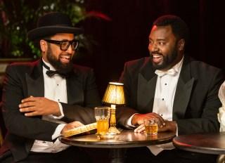 Sherman's Showcase Bashir Salahuddin and Diallo Riddle