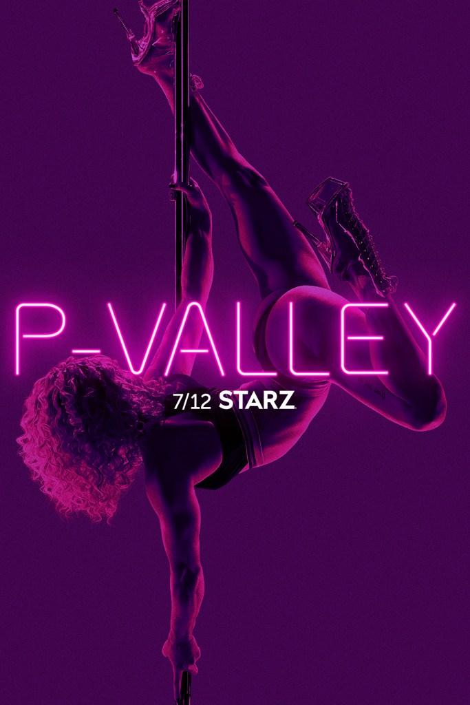 P Valley Key Art