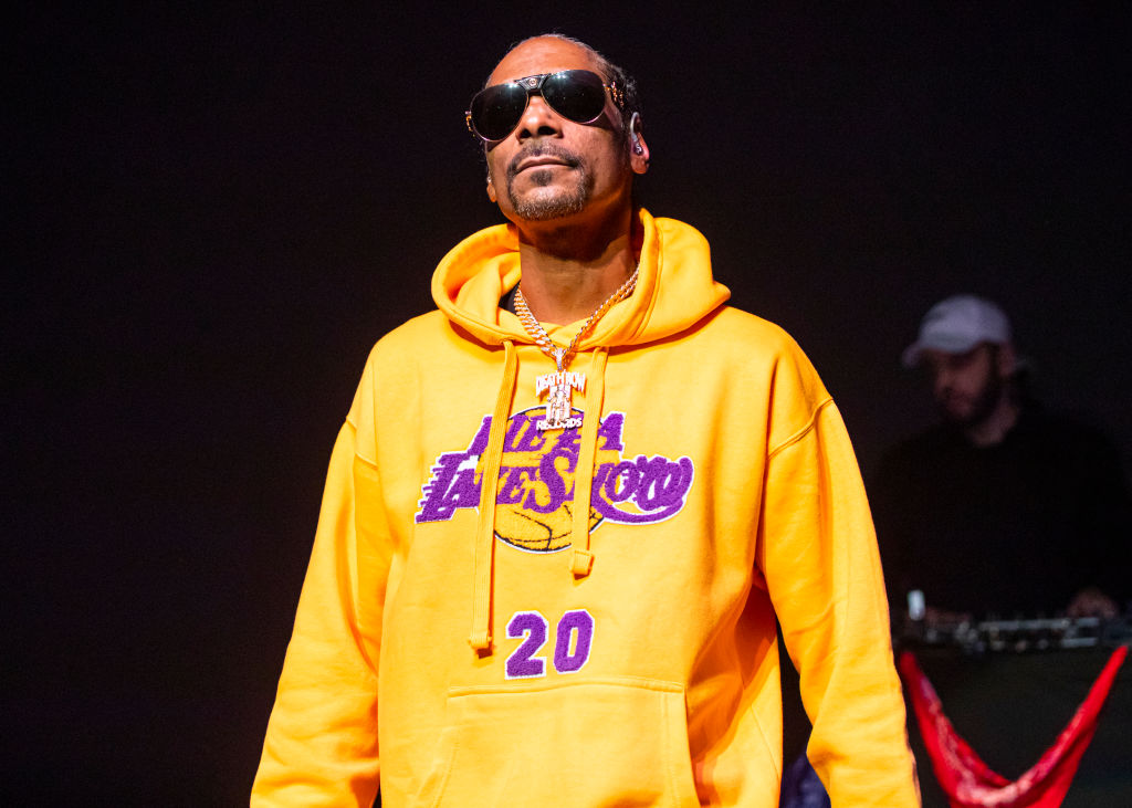 Snoop Dogg In Concert - Detroit, MI