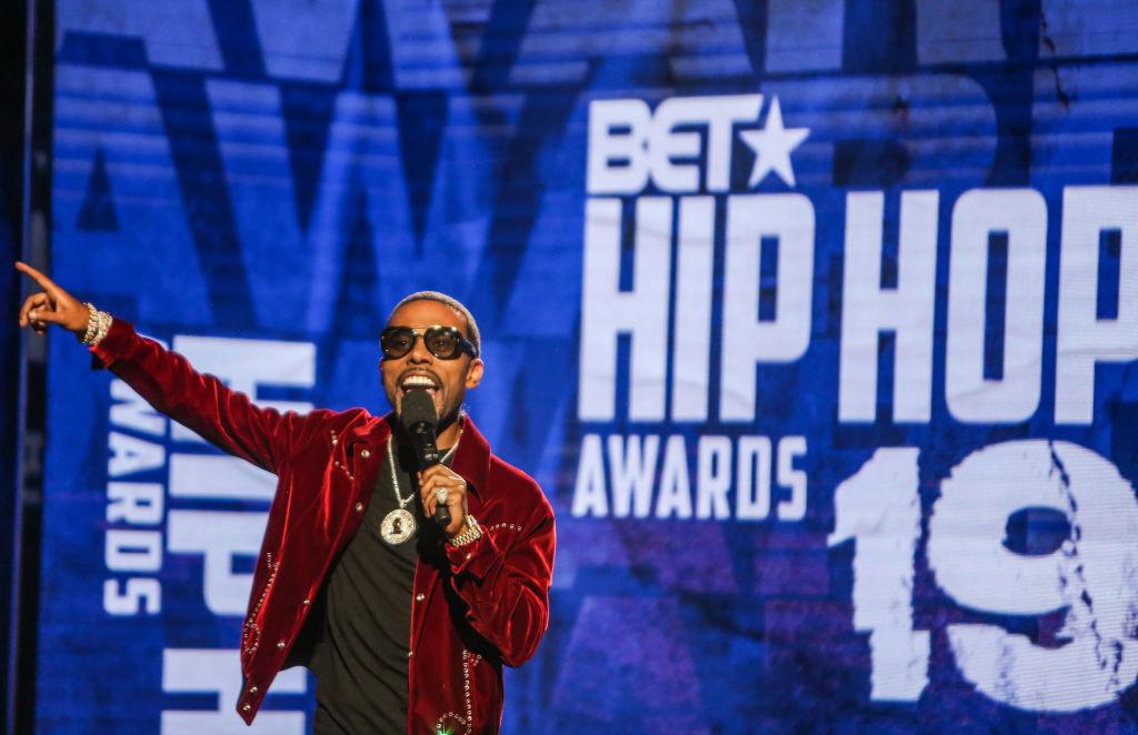 2019 BET Hip Hop Awards - Show
