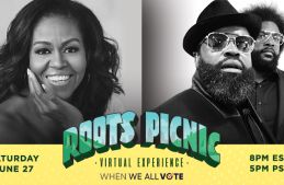 When We All Vote x The Roots Picnic 2020