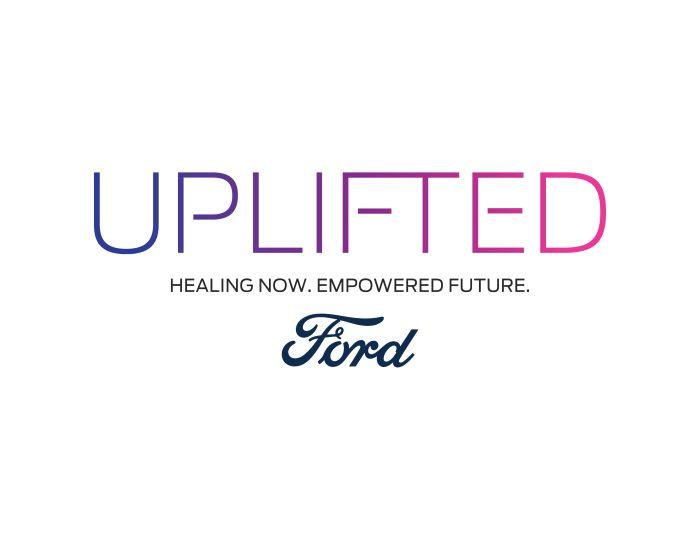 Ford Essence Festival UPLIFTED branding