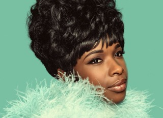 RESPECT Key Art, Jennifer Hudson Stars As Aretha Franklin