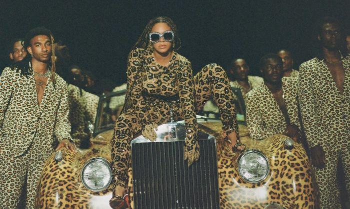 Black Is King assets