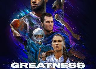 The Greatness Code key art