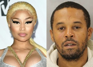 Nicki Minaj boyfriend Kenneth Petty