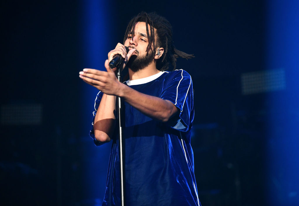 J. Cole In Concert - Los Angeles, CA