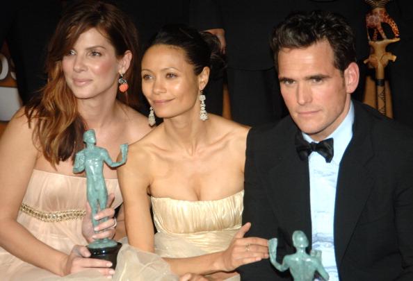 12th Annual Screen Actors Guild Awards - Press Room
