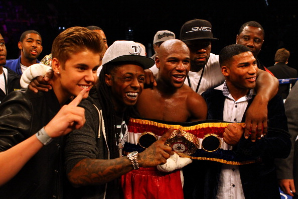 Miguel Cotto v Floyd Mayweather Jr.