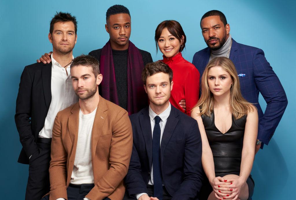 2019 Winter TCA Getty Images Portrait Studio