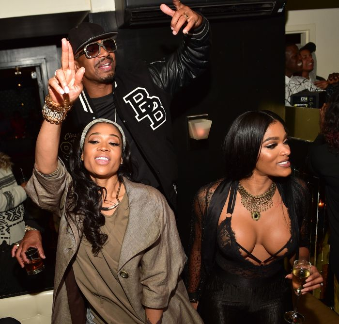 """ATL Premiere Of WE Tv's """"Growing Up Hip Hop"""" After Party"""