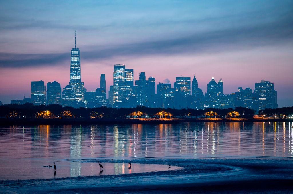 US-CITYSCAPE-NEWYORK