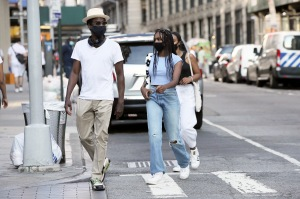 Chris Rock with daughters Zahra and Lola