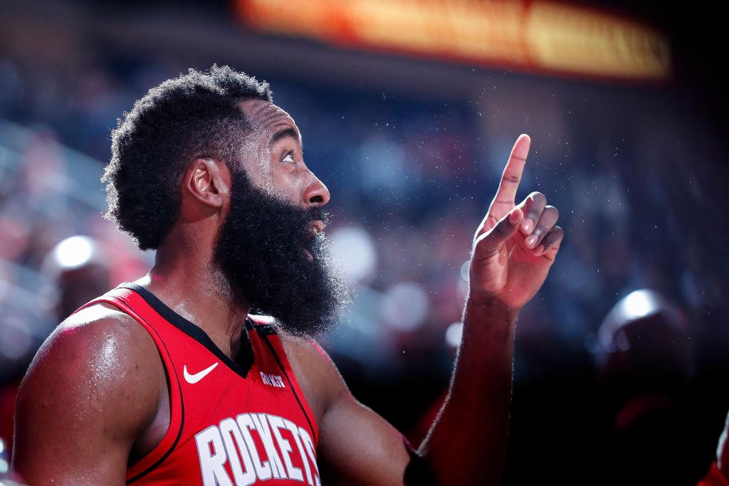 Minnesota Timberwolves v Houston Rockets