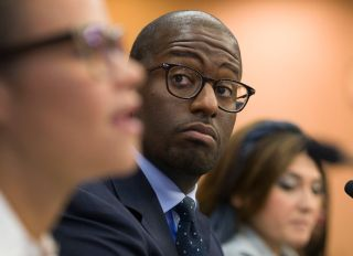 Andrew Gillum Testifies On Voting Rights And Election Administration In Florida