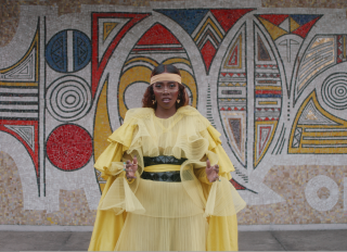 Tiwa Savage in Keys To The Kingdom from Beyonce's Visual Album Black is King on Disney +