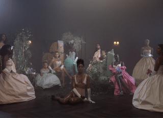 Brown Skin Girl from Beyonce's Visual Album Black is King on Disney +