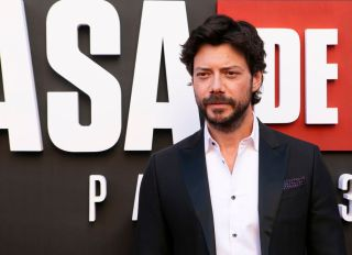 Netflix Presents 'La Casa De Papel' 3rd Season In Madrid