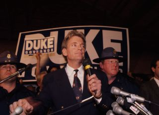 White Nationalist David Duke Campaigns