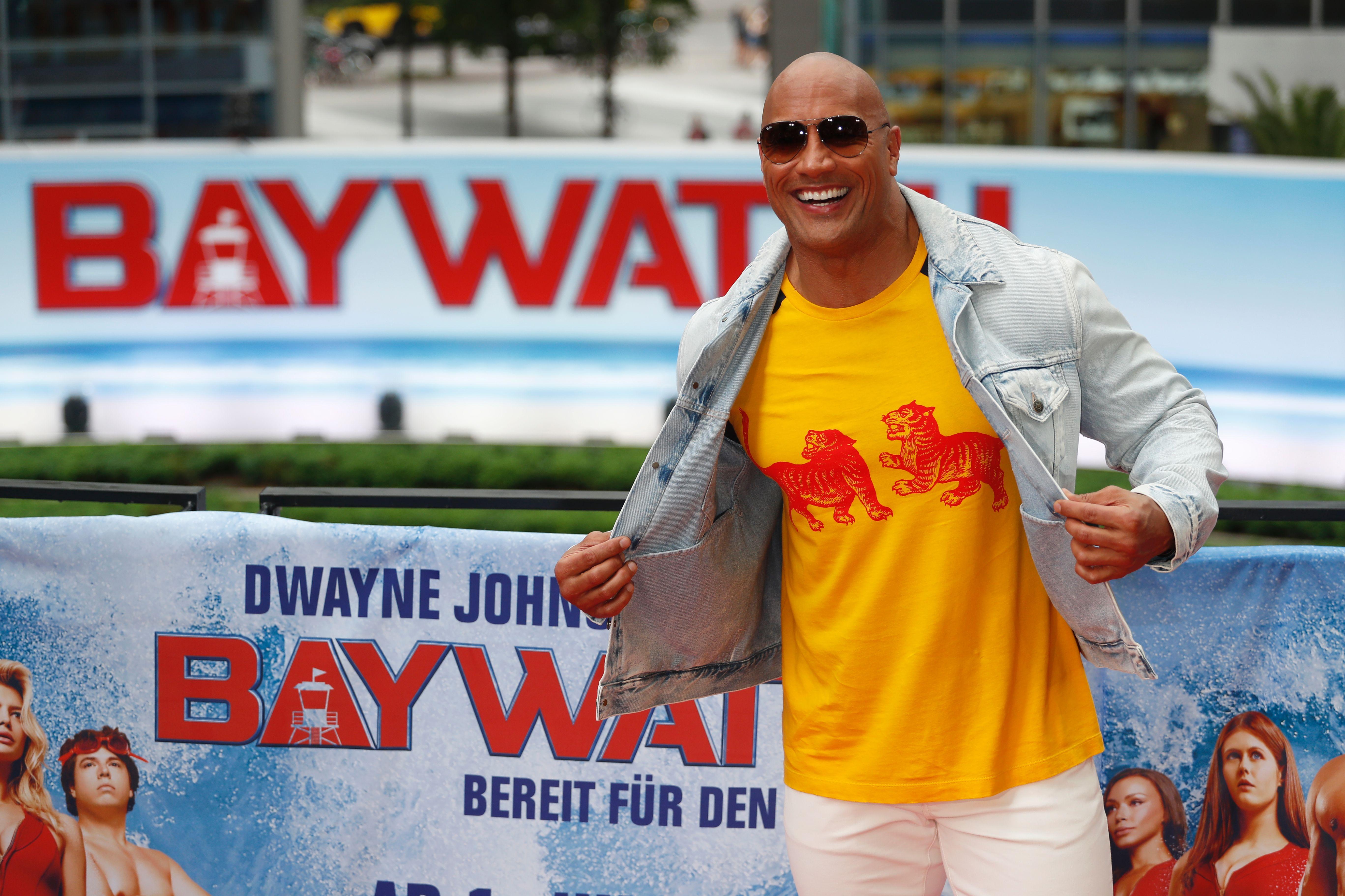 GERMANY-US-CINEMA-BAYWATCH
