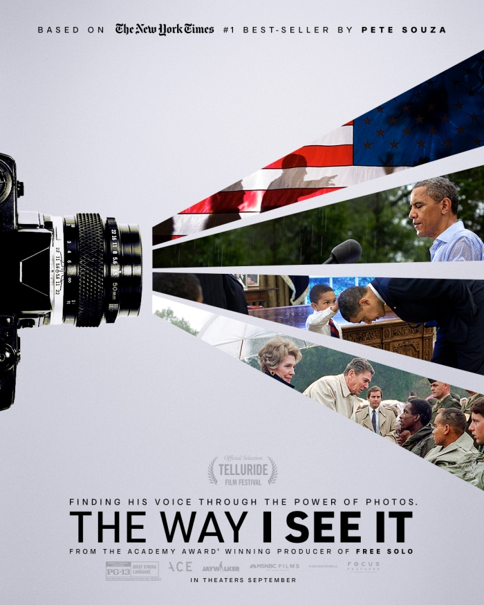 The Way I See It documentary