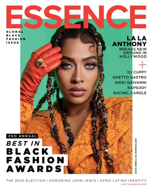 La La Anthony Essence Magazine September Issue