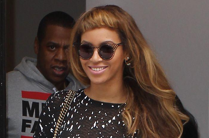 London Celebrity Sightings - October 15, 2014