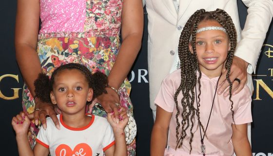Happy Birthday, Baby Girl! Riley Curry's Most Adorable Big Sister Moments