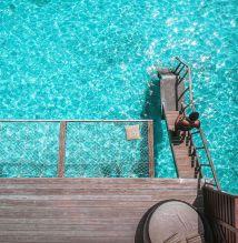 David Castain Maldives Vacation