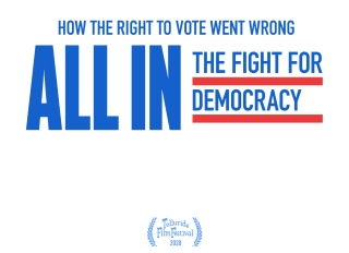 All In: The Fight For Democracy trailer
