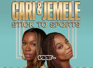 Cari And Jemele Stick To Sports BOSSIP Interview