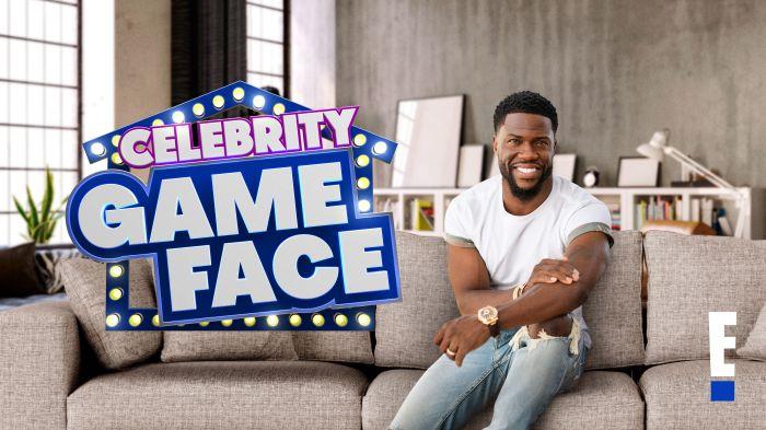 Celebrity Game Face key art