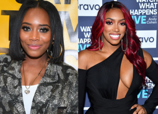 Yandy Smith, Porsha Williams