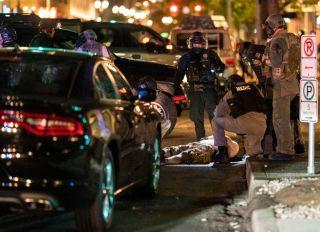 Portland Protest Shooting