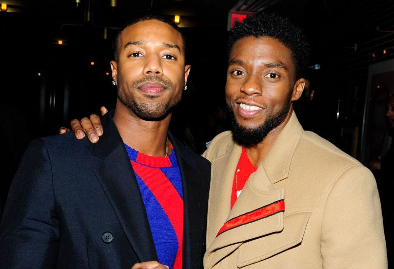 """The Cinema Society with Ravage Wines & Synchrony host the after party for Marvel Studios' """"Black Panther"""""""