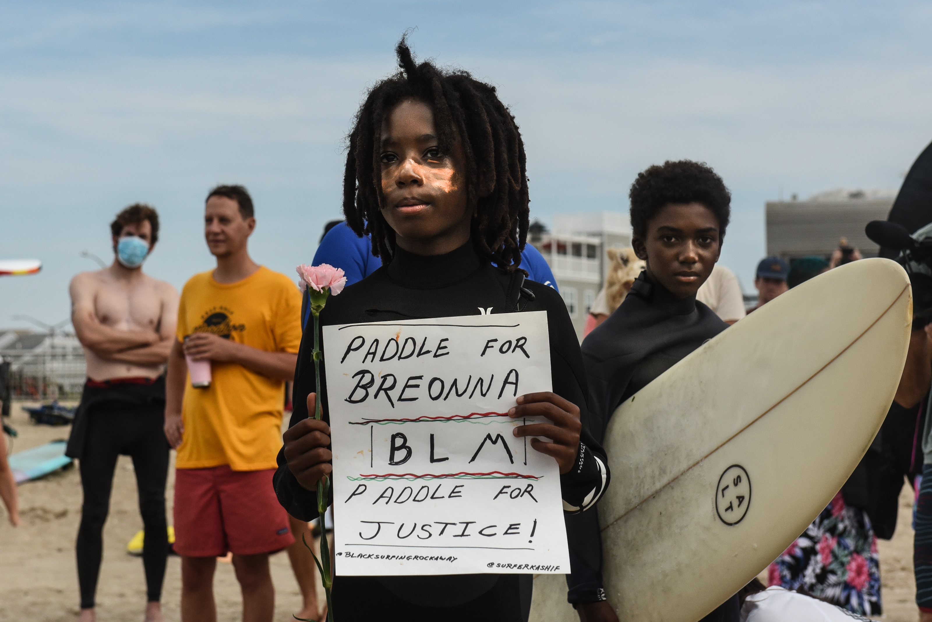 Paddle For Breonna Taylor