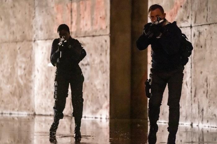 BOND 25 'No Time To Die' Production Stills
