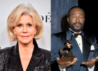 Marvin Gaye/Jane Fonda