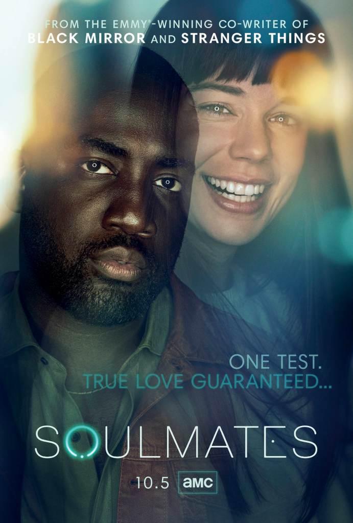 AMC key art for episodic anthology series, Soulmates