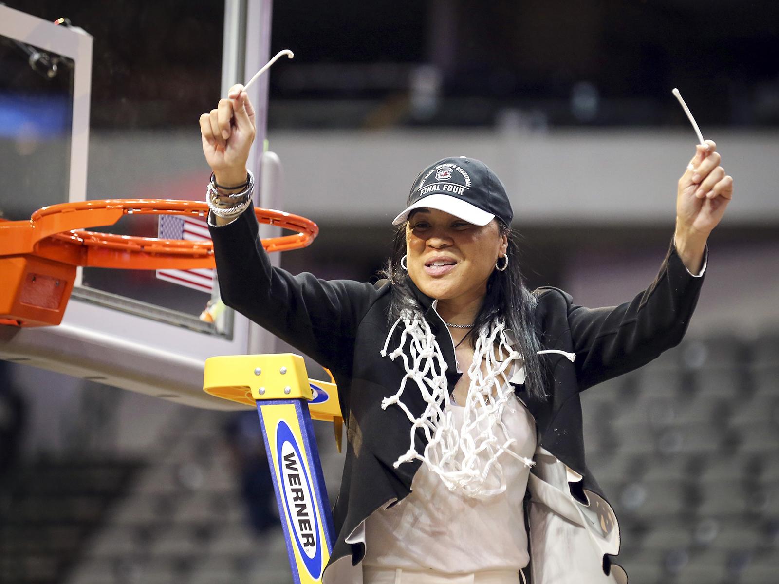 South Carolina women sweep No. 1 spots to close season