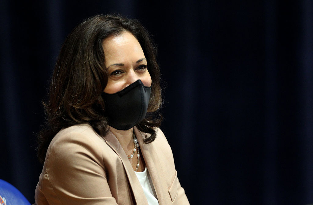 Kamala Harris seeks to build coalitions for Biden in Miami