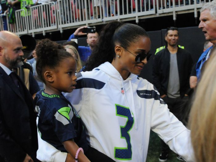 NFL: OCT 27 Seahawks at Falcons